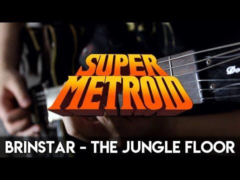 Brinstar - The Jungle Floor (Super Metroid) Guitar Cover
