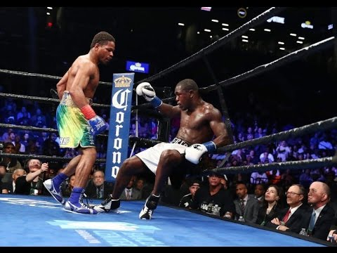 Shawn Porter vs Andre Berto full HD video