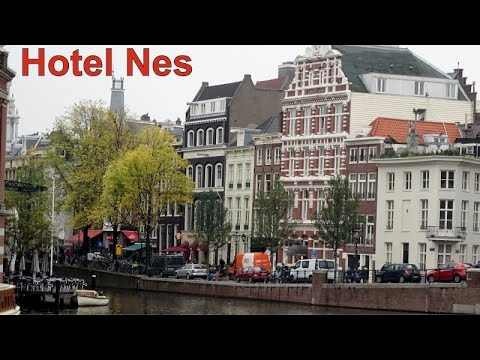 Hotel nes in amsterdam actual video review youtube for Hotel economici ad amsterdam