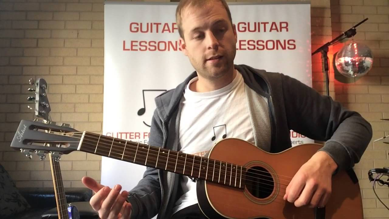 How To Play Sheppard Geronimo On Guitar For Beginners Youtube