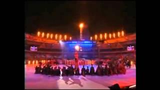 Фейерверк на закрытии XX Олимпийских Игр в Турине 2006