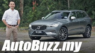 Volvo XC60 T8 Inscription Plus PHEV review - AutoBuzz.my