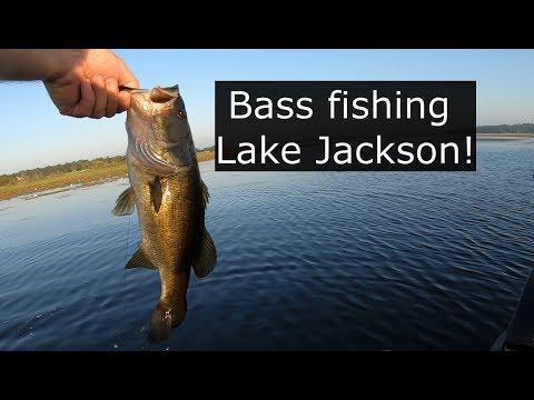 Bass Fishing Lake Jackson, Taking A Ride In The Gator Tail Extreme GTR40XD