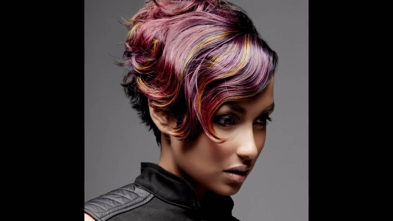 Edgy Hair Color Ideas Youtube