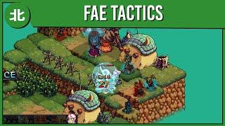New Fantasy Tactics RPG   Fae Tactics (Northernlion Tries)