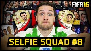 SELFIE SQUAD #8 - GIGGS & NEVILLE!!! - Fifa 16 Ultimate Team Mp3