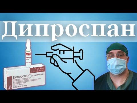 Дипроспан- мифы и реальность (бурсит, синовит, тендинит - воспаление не устоит). Блокада!!!