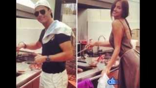 كريستيانو رونالدو يروي أجمل اللحضات التي عاشها مع ايرينا شايك  Cristiano Ronaldo7 con  IRINA SHAYK