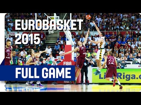 Latvia v Lithuania - Group D - Live Stream - Eurobasket 2015