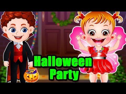 baby hazel halloween party youtube - Halloween Baby Games