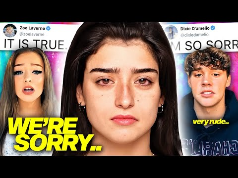 Dixie & Noah GET CANCELLED For THIS?!, Zoe Laverne Speaks Out On Adoption, Addison BODYSHAMED By Zoe