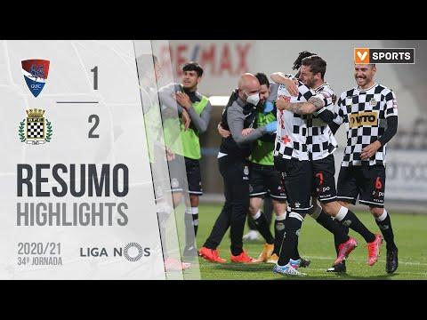 Highlights | Resumo: Gil Vicente 1-2 Boavista (Liga 20/21 #34)