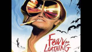 Fear And Loathing In Las Vegas OST - A Drug Score Part 2 (Adrenochrome) - Ray Cooper