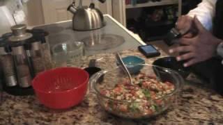 21-Day Vegan Kickstart - Day 1: Lunch