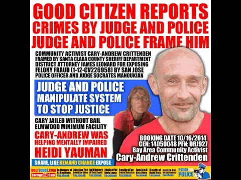 Feet to the Fire Radio: Cary-Andrew Crittenden