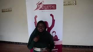 women leader Jinja city