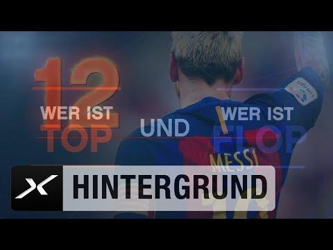 Tops und Flops: Lionel Messi treffsicher zum Auftakt und Keylor Navas mit Heimschwäche   LaLiga
