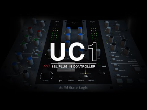 UC1 SSL Plug-in Controller