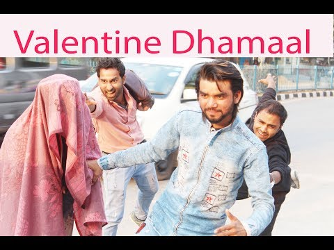 Valentine Dhamaal Comedy Video By [[ C4 Chatu ]]