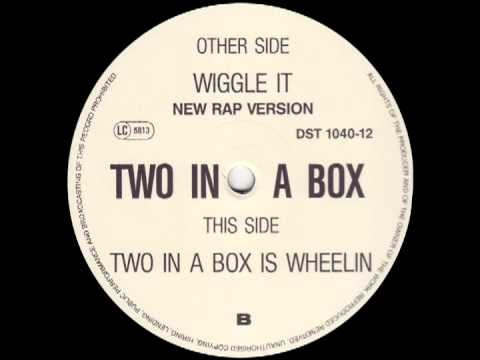 Two In A Box - Wiggle It (New Rap Version)