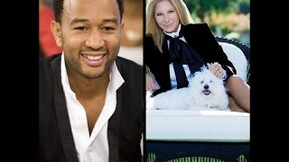 "Barbra Streisand with John Legend  ""What Kind Of Fool"""