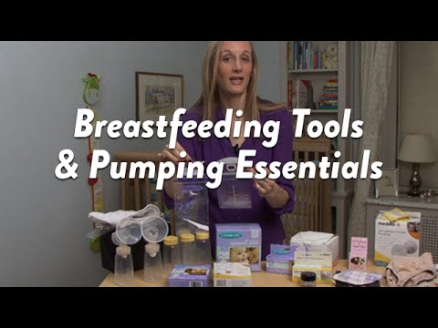 Breastfeeding Tools and Pumping Essentials | CloudMom