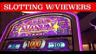 EASY MONEY W/LORIE & ADAM @ Graton Casino | NorCal Slot Guy