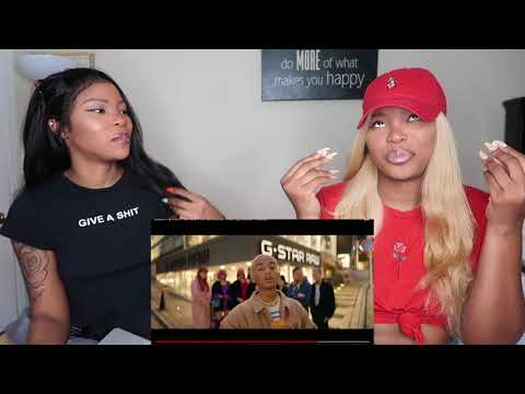Jaden Smith - GHOST ft. Christian Rich (Official Video) REACTION | NATAYA NIKITA