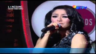 SITI BADRIAH [Bara Bere] Live At Infotaiment Awards 2014 (29-01-2014) Courtesy SCTV