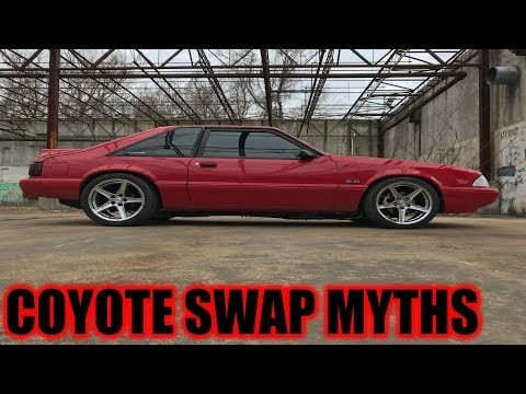 Coyote Swap Myths Explained, And Would I Do It All Over Again?