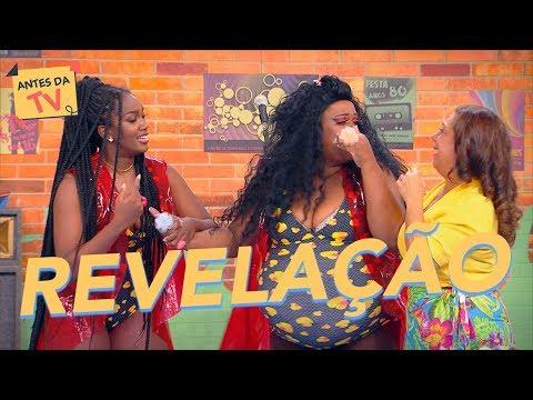 Iza faz REVELAÇÃO para Terezinha  Vai Que Cola  Nova Temporada  Humor Multishow