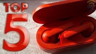 5 Best Truly Wireless Earbuds 🔥 Best Wireless Earphones