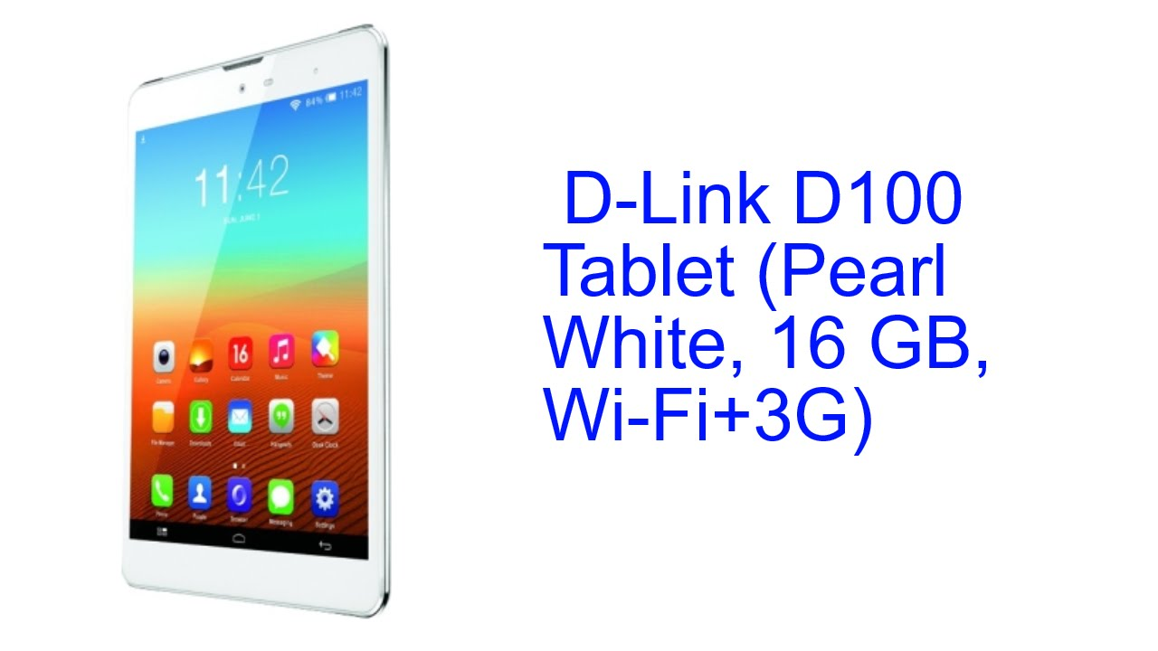 D link d100 tablet pearl white 16 gb wi fi3g youtube d link d100 tablet pearl white 16 gb wi fi3g greentooth Gallery