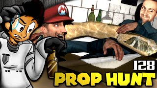 The Slippery Devil! (Prop Hunt - Episode 128)