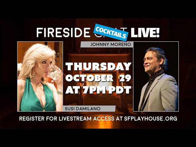 Empathy Gym Fireside Cocktails | Johnny Moreno