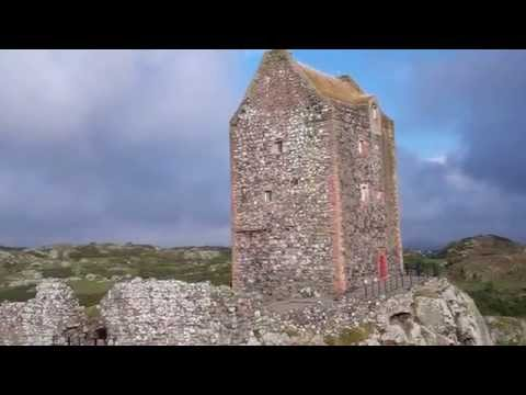 Smailholm Tower Borders Of Scotland