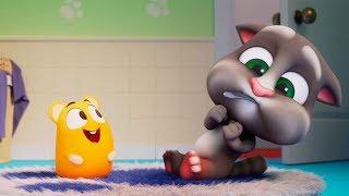 Мой говорящий кот том 2 | Котик заболел - лечим и играем с котёнком в детской игре #2