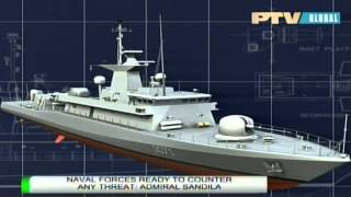 PNS Azmat, first Fast Attack Craft (Missile) of Pakistan Navy -  Commissioning Ceremony