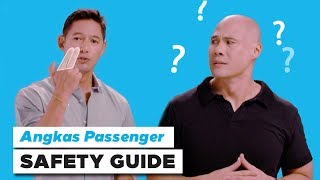 Angkas Passenger Safety Guide (feat. Marc Nelson & Rovilson Fernandez)