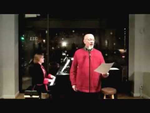 "Chuck Lavazzi sings ""Deck Us All With Boston Charlie"" by Walt Kelly"