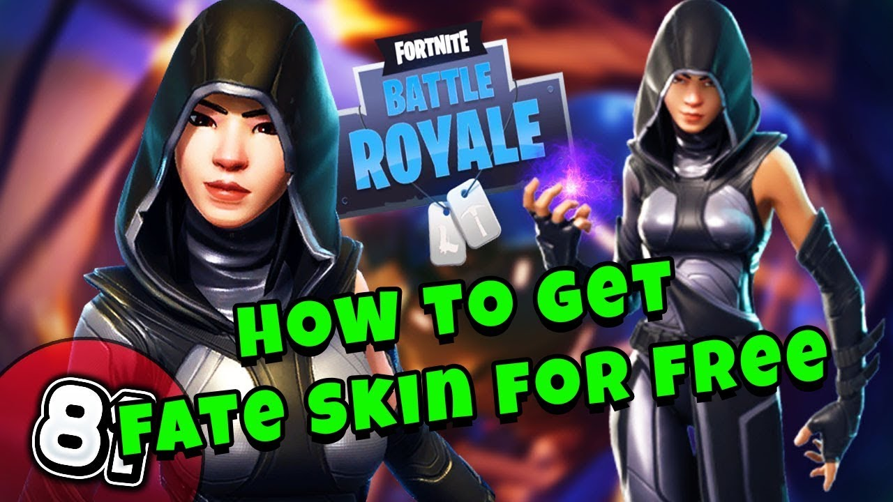 how to get free skins on fortnite