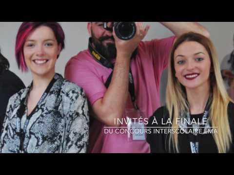 Vidéo Erasmus Paris 2015 - 16