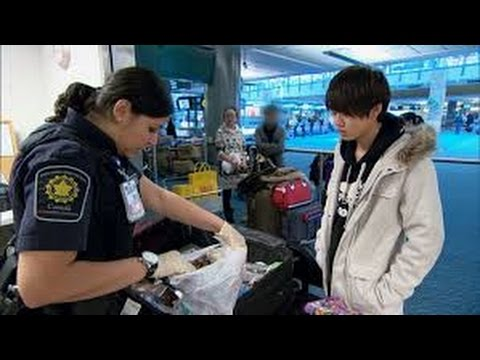 Travel Nightmares Searched By Vancouver Airport Customs