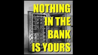 NOTHING in the Bank is Yours | Will Lehr