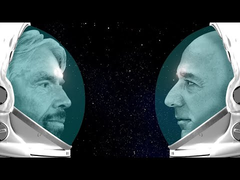 Astrophysicist Reacts To Billionaire SPACE RACE (Branson Vs Bezos) | Dr Stuart Clark