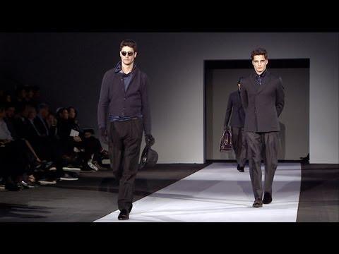 Giorgio Armani – 2011 Fall Winter – Menswear Collection