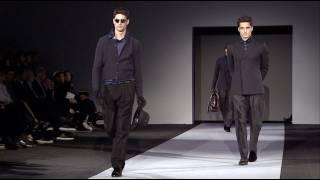 Giorgio Armani - 2011 Fall Winter - Menswear Collection