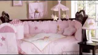 Fairy Tale Fairies Pink Baby Crib And Toddler Bedding By Joj