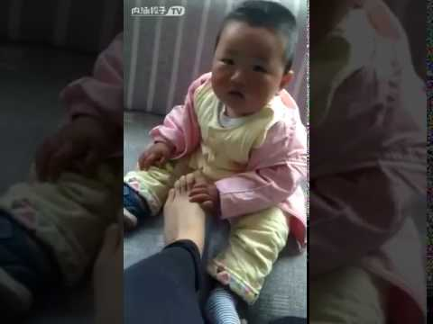 Funny clip found Baby GAGS