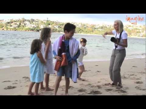 A Beachside Photo Shoot By Imagine Photography - Sydney Family Photographers